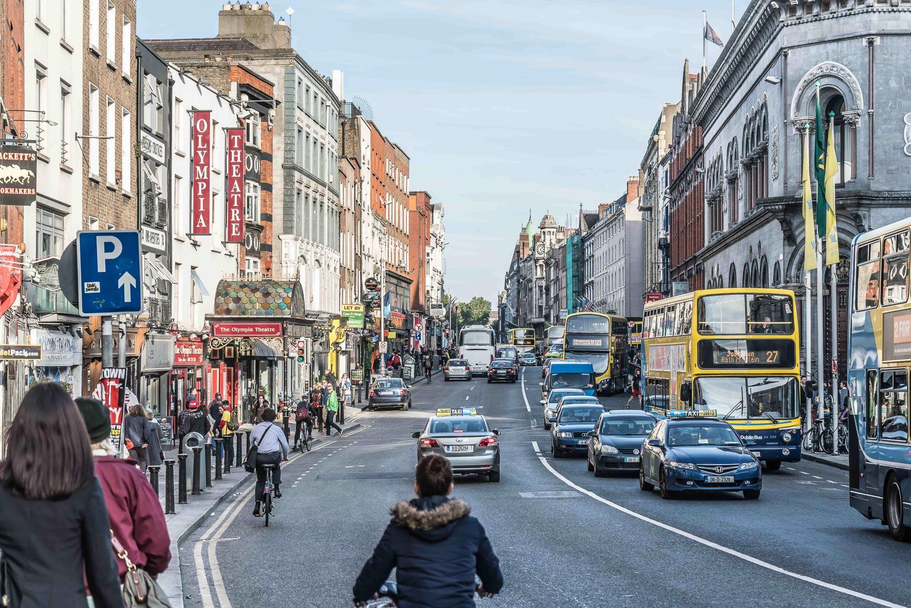 Dublin-opas&blogi (Tripsteri.fi)